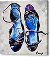 Flat Rascals Canvas Print