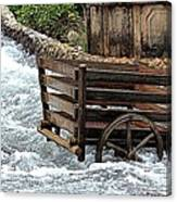 Flooded Canvas Print