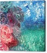 Floral View Canvas Print