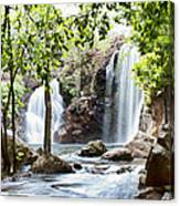Florence Falls Canvas Print