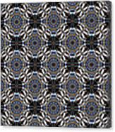 Florentine Colonnade Symmetry Canvas Print