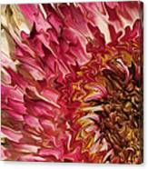 Flower Art Canvas Print
