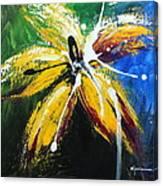 Flower Of Felucia Canvas Print
