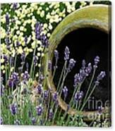 Flower Pot 5 Canvas Print