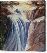 Flowing Spirit Canvas Print