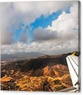 Flying Over Spanish Land IIi Canvas Print