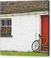 Folk Village Museum, Glencolmcille Canvas Print