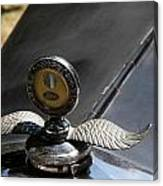 Ford A Model Hood Emblem 1931 Canvas Print