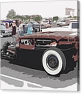Ford A Sedan Canvas Print