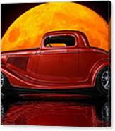 Ford Coupe Canvas Print