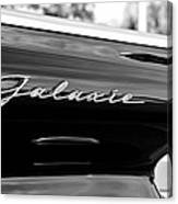 Ford Galaxie Canvas Print