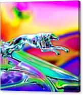 Ford Greyhound Canvas Print