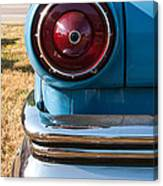Ford Tail Canvas Print