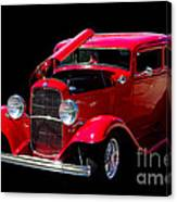 Ford Vicky 1932 Canvas Print