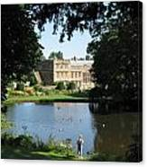 Forde Abbey I Canvas Print