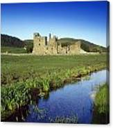 Fore Abbey, Co Westmeath, Ireland Canvas Print