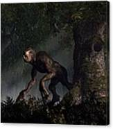 Forest Creeper Canvas Print