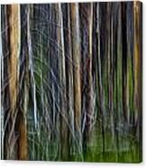 Forest Impression No.119 Canvas Print