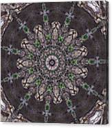 Forest Mandala 3 Canvas Print