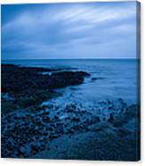 Forever Blue Canvas Print