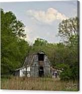 Forgotten Barn 1 Canvas Print