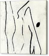 Formless Canvas Print