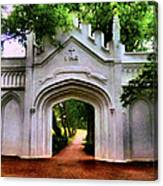 Fort Canning Park Canvas Print