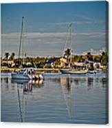 Fort Pierce Sweetness Canvas Print