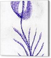 Fortune Flower Canvas Print