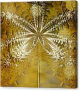Fossil Gold Canvas Print