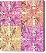 Four Times Four Canvas Print