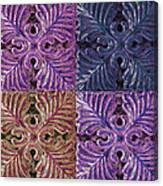 Four Times Four IIi Canvas Print