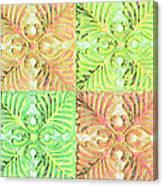 Four Times Four V Canvas Print