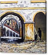 Fousac Canvas Print
