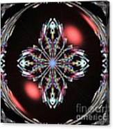 Fractal Illumination Canvas Print