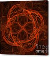 Fractal Image Canvas Print