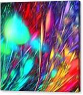 Fractal Storm Canvas Print
