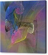 Fractimagination Canvas Print