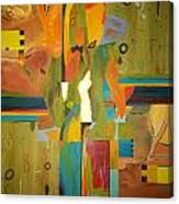 Fragments Number 10 Canvas Print