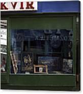 Framer. Belgrade. Serbia Canvas Print