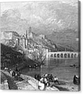 France: Blois Canvas Print