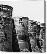 France: Chateau Dangers Canvas Print