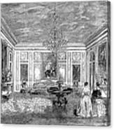 France: Royal Visit, 1855 Canvas Print