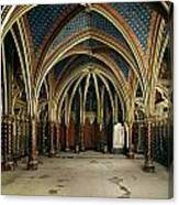 France: Ste. Chapelle Canvas Print