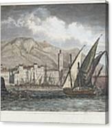 France: Toulon, C1850 Canvas Print