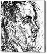 Francis Ponge (1899-1988) Canvas Print