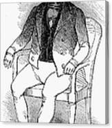 Francois Vidocq (1775-1857) Canvas Print