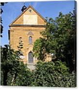 Franconian Village Church Canvas Print