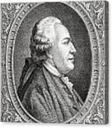 Franz Anton Mesmer, 1734-1815. Viennese Canvas Print