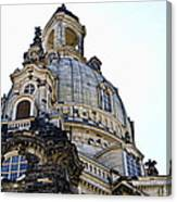 Frauenkirche - Dresden Germany Canvas Print